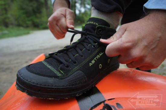 The Lower Big Sandy Putin - Ready to Rassle?  Lace up your Rasslers first.