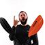 Thumbnail image for Accent Rage – Whitewater Kayak Paddle